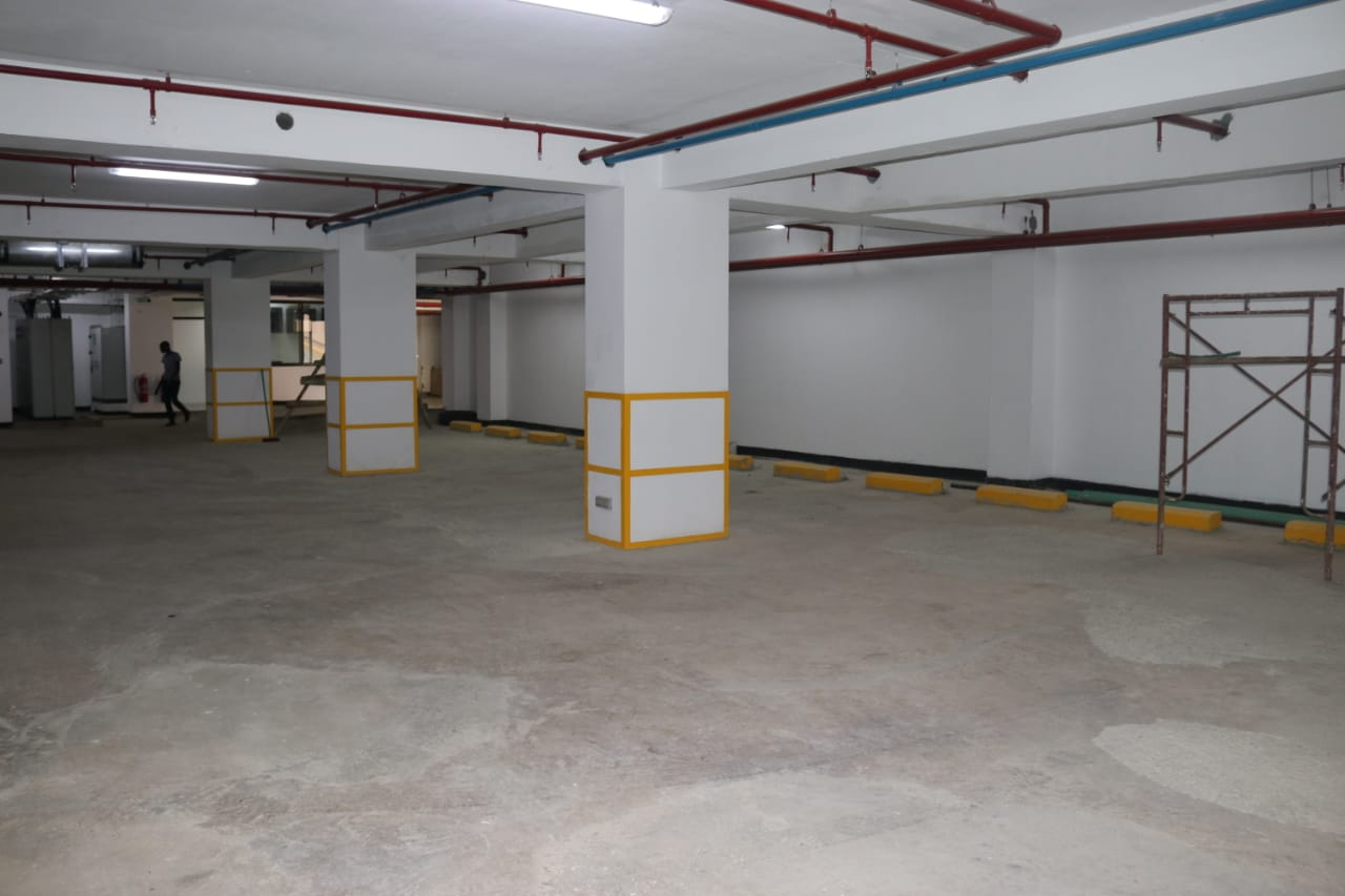 Experts in Industrial Flooring Solutions